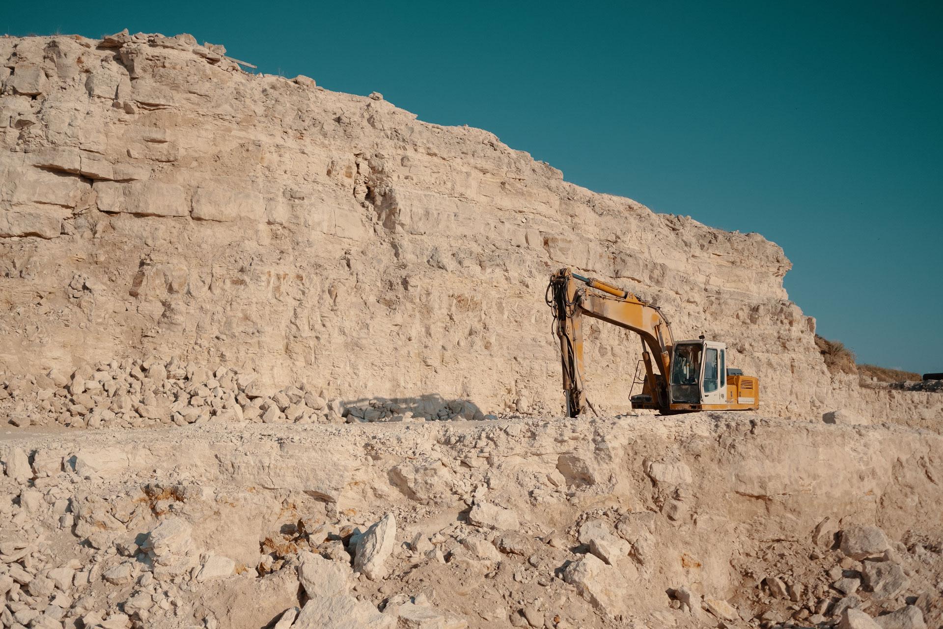 Mining & Rock Breakers Go Hand In Glove